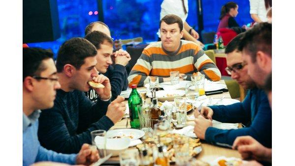 Već tradicionalno ComData za svoje zaposlene organizuje zajednično novogodišnje druženje