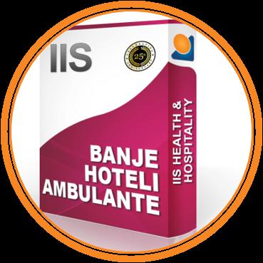 IIS HEALTH & HOSPITALITY ERP