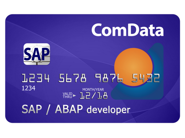 SAP ABAP developer