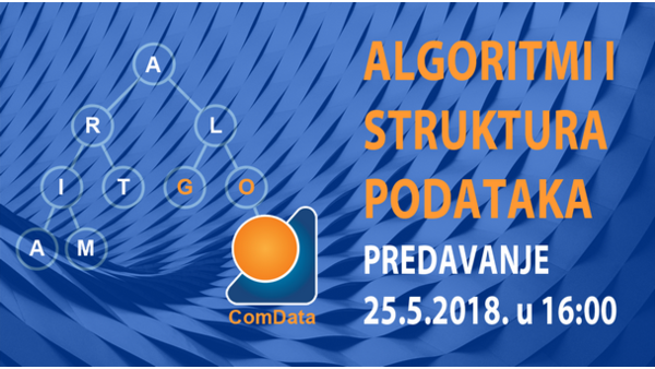 Predavanje Algoritmi i struktura podataka