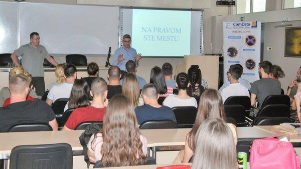 Predavanje Digitalna ekonomija sa primerima iz Novog Sada