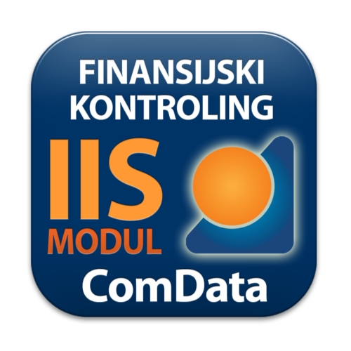 IIS modul FINANSIJSKI KONTROLING