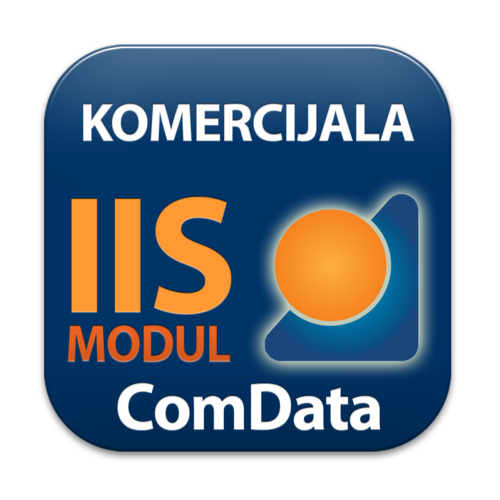 IIS modul KOMERCIJALA