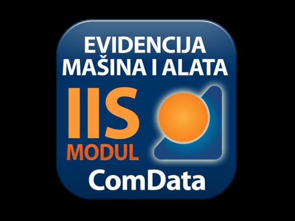 IIS modul MAŠINE I ALATI