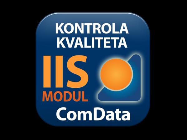 IIS modul KONTROLA KVALITETA