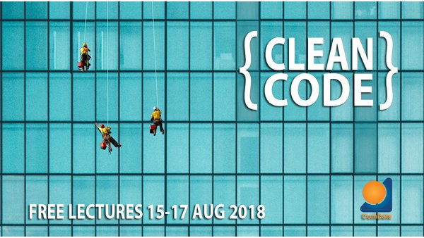 Clean Code trainings