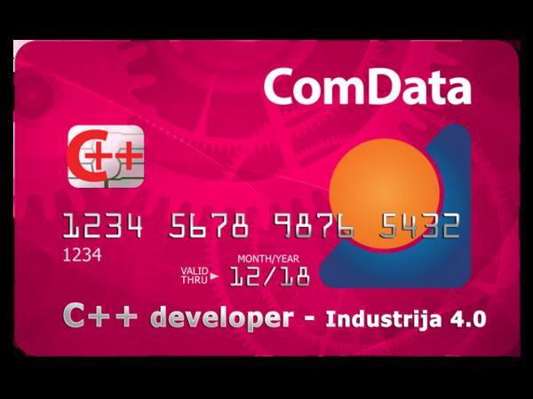 C++ Software Developer za Industriju 4.0 - 3D Printing Metala