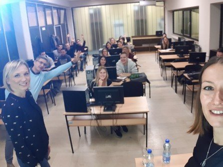 SCRUM obuke na Ekonomskom fakultetu Subotica