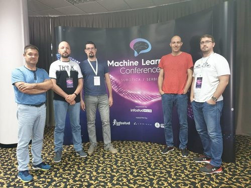 Machine Learning konferencija u Subotici