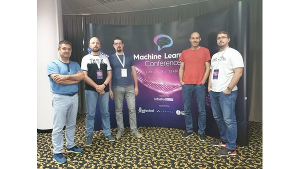 Machine Learning conference in Subotica