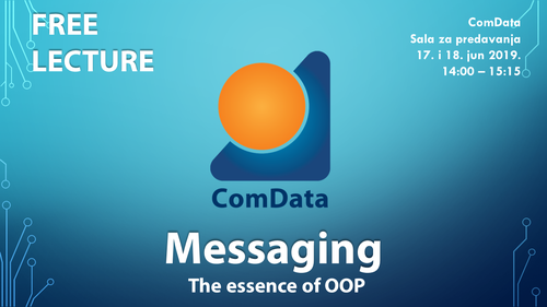 Messaging - The essence of OOP free lecture