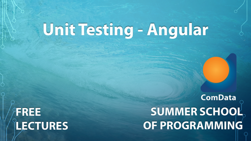 Unit testing - Angular
