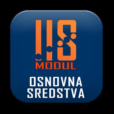 IIS modul OSNOVNA SREDSTVA