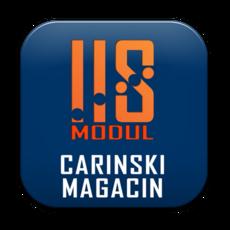 IIS modul CARINSKI MAGACIN