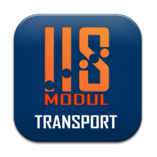 IIS modul TRANSPORT