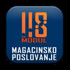 IIS modul MAGACINSKO POSLOVANJE